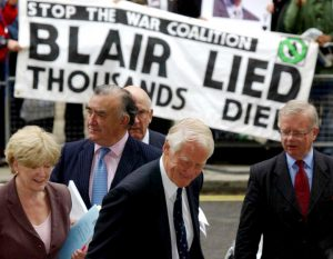 UK Inquiry Releases Scathing Report On Iraq War